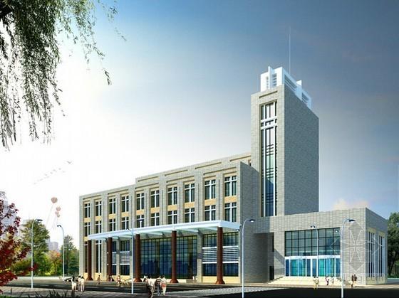 [北京]综合楼项目暖通空调工程量清单计价实例(全套225页)