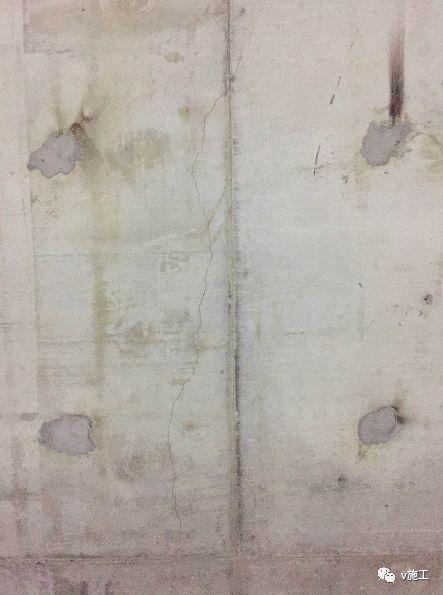 [每日分享]混凝土外墙和楼板裂缝处理方案