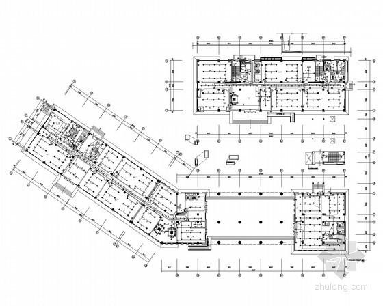 [安徽]著名研究院强弱电施工图80张(最新设计规范 新火规 甲级设计院 系统全面)