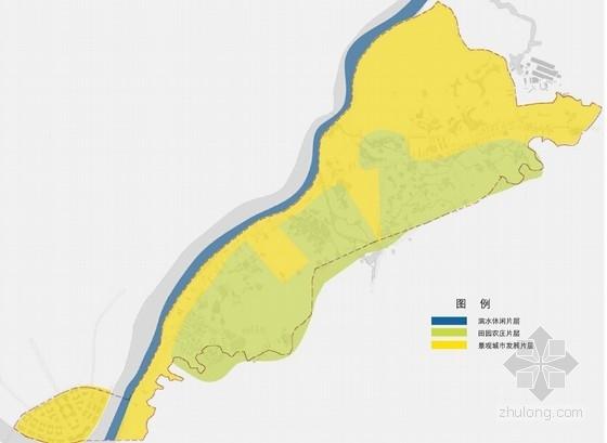 [广东]特色文化旅游片区规划设计方案文本-特色文化旅游片区分析图