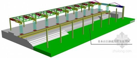 大跨度钢桁架结构滑移支座纠偏吊装施工技术(基础偏位不稳定条件下)