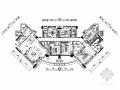 [广东]空中庭院私宅样板房室内设计方案图(含效果)