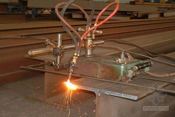 建筑工程钢结构工程施工流程讲解