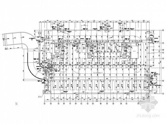 高层住宅给排水及消防施工图(含地下室人防)