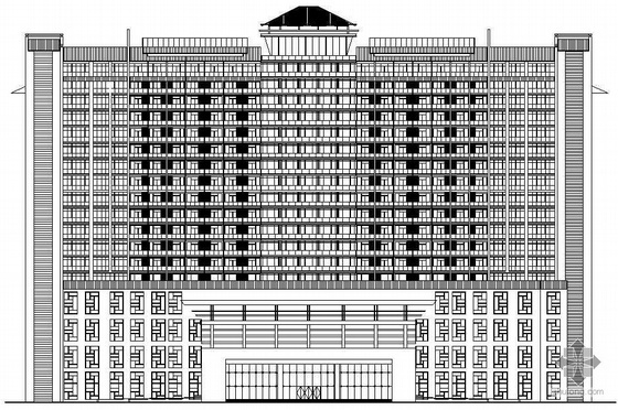 某旅游区酒店方案设计