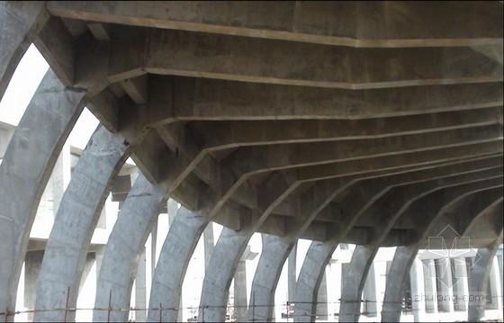 [QC成果]提高曲线梁柱混凝土施工质量(流程明确、措施得当、效果明显)