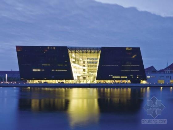 丹麦某建筑事务所方案国家图书馆