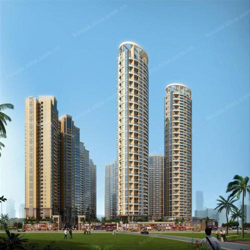 [深圳]超高层综合住宅建筑群给排水消防管路及附属构筑物施工图设计