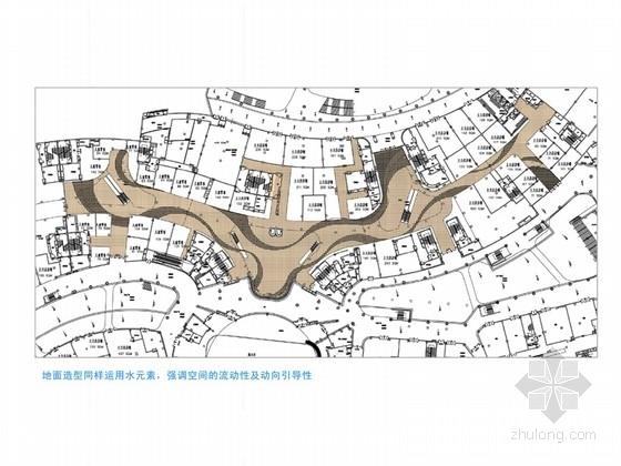 [浙江]神秘海洋设计元素商业步行街设计方案(含效果图)