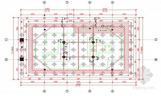 [福建]框架核心筒结构办公楼工程土方工程施工方案(88页 附平面布置图)