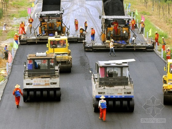 [广东]市政道路维修工程沥青路面施工专项方案