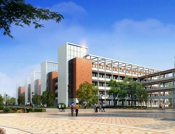 [湖南]教学楼加固改造工程量清单计价实例(含图纸)