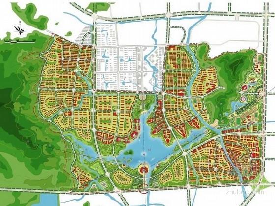 [浙江]城市综合体规划及单体设计方案文本(国外知名事务所设计)