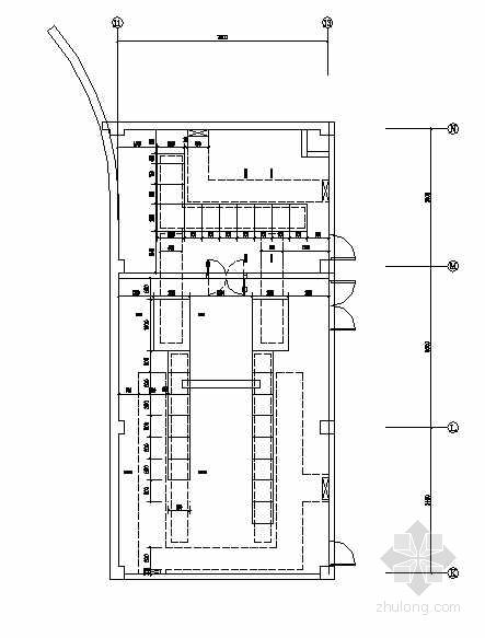 某地下停车场电气图纸