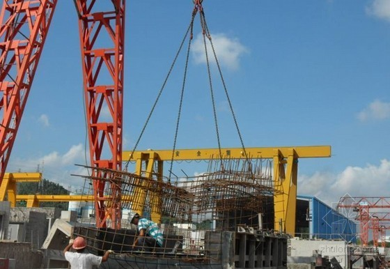 建筑工程装配整体式建筑构件预制施工工法(附图较多)