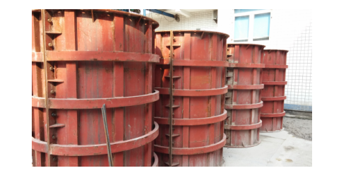 钢管混凝土性能研究与施工质量控制成果验收材料
