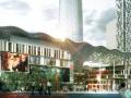 [国外]后现代风格办公综合体建筑设计方案文本(SOM事务所)