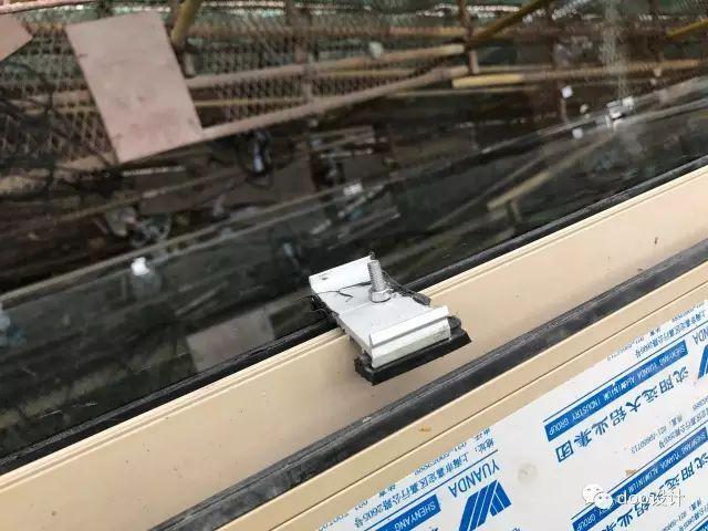 玻璃幕墙与装饰收口问题及施工流程_22