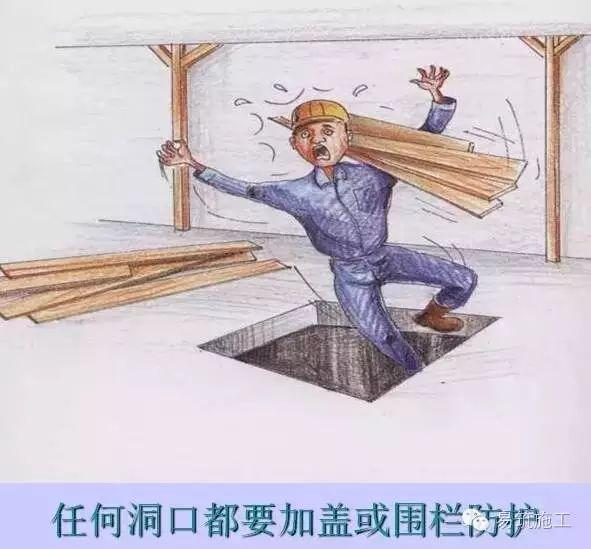 又一脚手架坍塌,盘点哪5种伤害占工程事故95%以上!_10