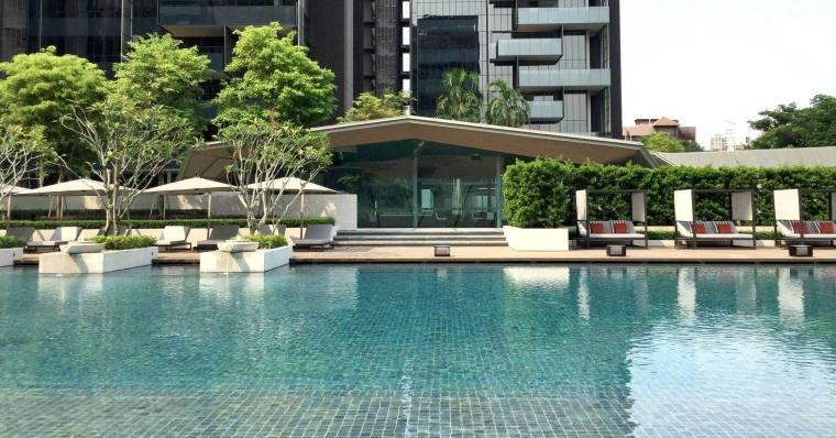 新加坡丽墩苑住宅景观