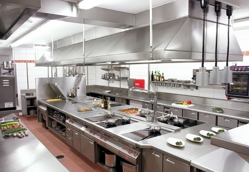 厨房通风设计