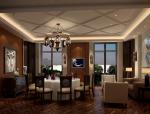 上虞宾馆室内设计概念方案图(48页)