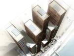 置信未来广场规划及建筑方案文本2