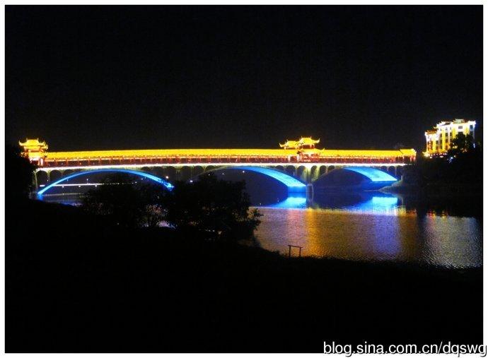 有没有类似婺源景观桥这样的古典混凝土拱桥
