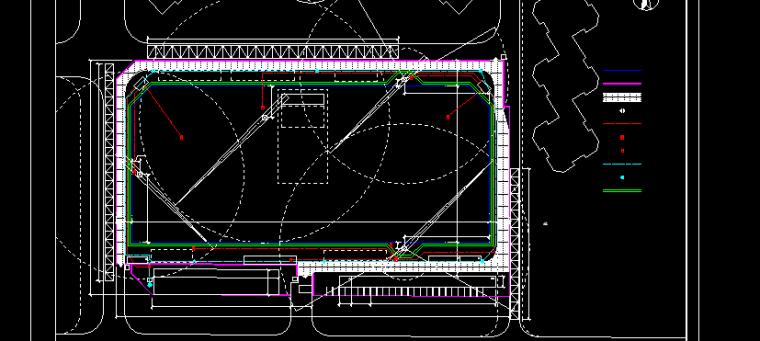 北京金地中心施工组织设计(共129页,含施工图)