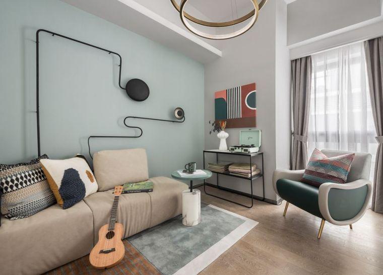 深圳北欧风格的住宅-1