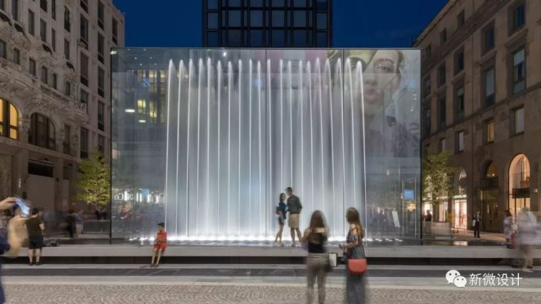 """苹果最新米兰旗舰店设计,被誉为""""欧洲最美苹果店""""_11"""