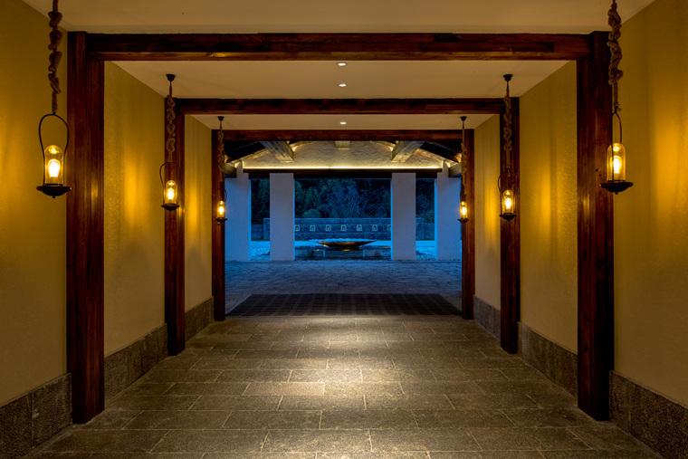 西藏林芝鲁朗度假酒店-20