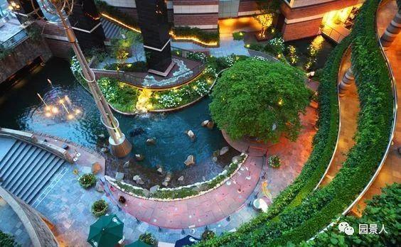 景观中庭,建筑群的心脏!_2
