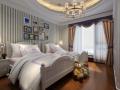 颜国华设计师:380平米简欧家居装修效果图