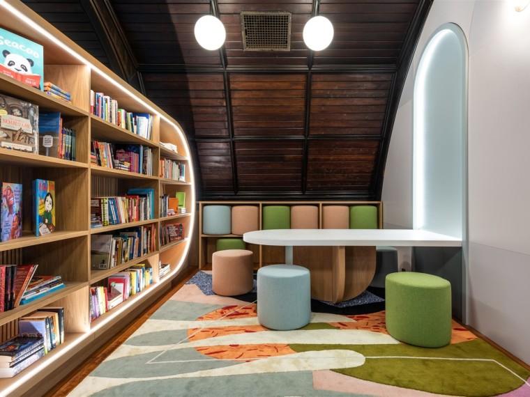 美国新儿童图书馆