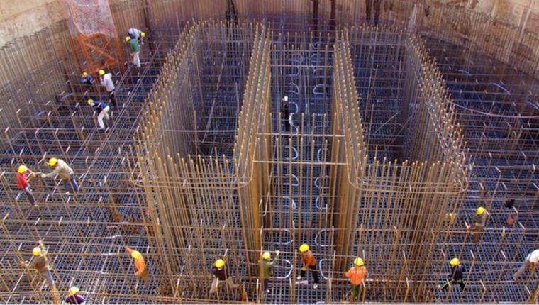 建筑工程项目部现场管理人员钢筋工程管理培训PPT(45页)