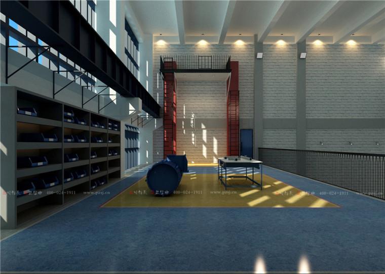 中国国电龙源集团江苏分公司科研培训实验基地办公室设计-9.jpg