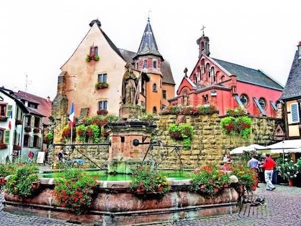 """四个最美的法国小镇,我愿在此""""终了余生""""..._39"""