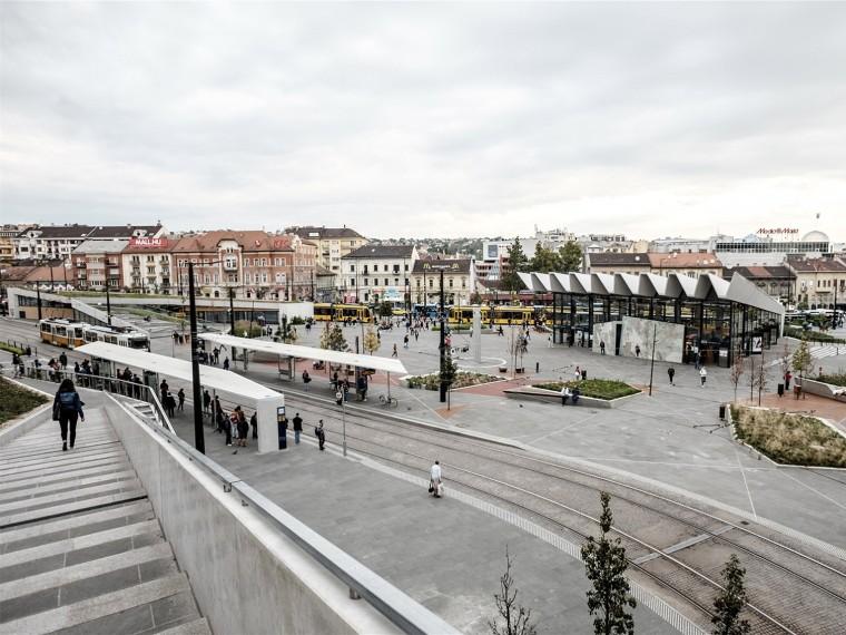 匈牙利SzéllKálmán广场