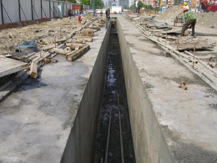 地下连续墙施工中出现的九大常见问题原因及防治措施
