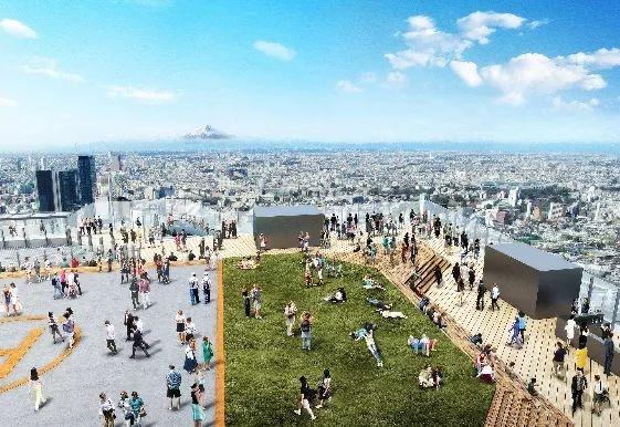 2020东京奥运会最大亮点:涩谷超大级站城一体化开发项目_25