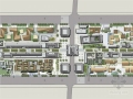 [天津]旅游文化老城商业街规划改造设计方案