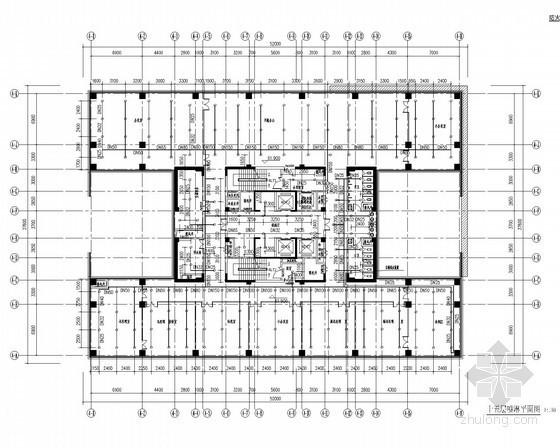[安徽]高层办公楼给排水施工图(水喷雾系统)