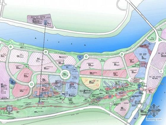 武汉旅游文化休闲区控制性详细规划
