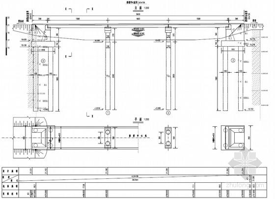 3x16米钢筋砼简支预制空心板桥设计套图(43页)