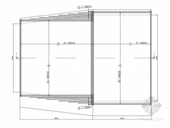[四川]水电站渠道及前池工程施工图