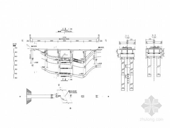 [福建]分离式5X30米PC连续T梁桥施工图53张