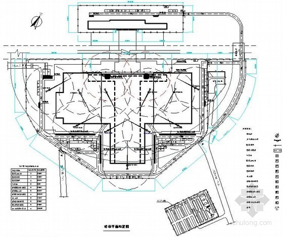 [天津]火车站工程塔吊基础施工方案(桩承台基础)