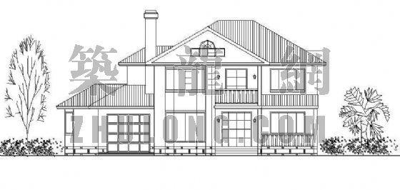 经典小型别墅方案系列10