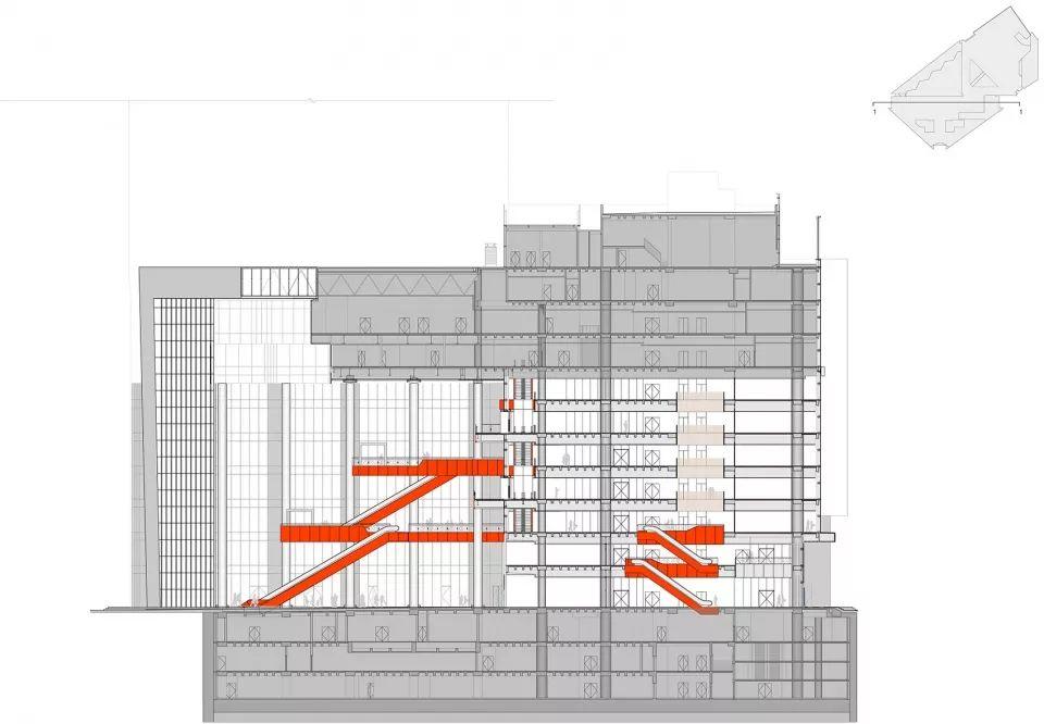 重新连结城市生活-上海世茂广场改造,上海/Kokaistudios_26